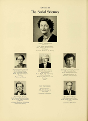 Page 14, 1950 Edition, Hollins University - Spinster Yearbook (Roanoke, VA) online yearbook collection