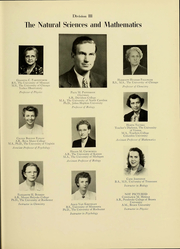 Page 15, 1950 Edition, Hollins University - Spinster Yearbook (Roanoke, VA) online yearbook collection