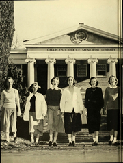 Page 4, 1950 Edition, Hollins University - Spinster Yearbook (Roanoke, VA) online yearbook collection
