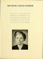 Page 7, 1950 Edition, Hollins University - Spinster Yearbook (Roanoke, VA) online yearbook collection