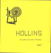 Page 7, 1967 Edition, Hollins University - Spinster Yearbook (Roanoke, VA) online yearbook collection