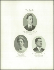 Page 16, 1914 Edition, Roanoke High School - Acorns Yearbook (Roanoke, VA) online yearbook collection