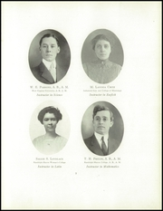 Page 17, 1914 Edition, Roanoke High School - Acorns Yearbook (Roanoke, VA) online yearbook collection