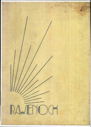 1934 Edition, Roanoke College - Rawenoch Yearbook (Salem, VA)