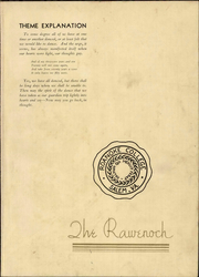 Page 7, 1936 Edition, Roanoke College - Rawenoch Yearbook (Salem, VA) online yearbook collection
