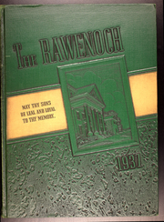 1937 Edition, Roanoke College - Rawenoch Yearbook (Salem, VA)