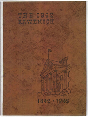 1942 Edition, Roanoke College - Rawenoch Yearbook (Salem, VA)