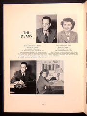 Page 16, 1949 Edition, Roanoke College - Rawenoch Yearbook (Salem, VA) online yearbook collection