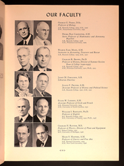 Page 17, 1949 Edition, Roanoke College - Rawenoch Yearbook (Salem, VA) online yearbook collection