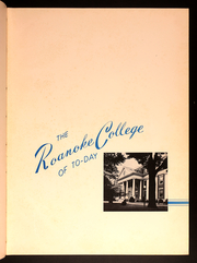 Page 7, 1949 Edition, Roanoke College - Rawenoch Yearbook (Salem, VA) online yearbook collection