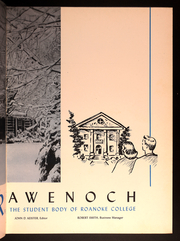 Page 9, 1949 Edition, Roanoke College - Rawenoch Yearbook (Salem, VA) online yearbook collection