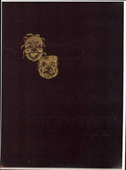 1958 Edition, Roanoke College - Rawenoch Yearbook (Salem, VA)