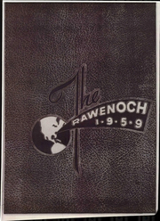 1959 Edition, Roanoke College - Rawenoch Yearbook (Salem, VA)