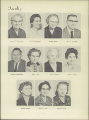 Page 13, 1959 Edition, Tidewater Academy - Mariner Yearbook (Wakefield, VA) online yearbook collection