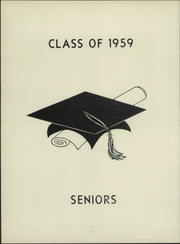 Page 14, 1959 Edition, Tidewater Academy - Mariner Yearbook (Wakefield, VA) online yearbook collection