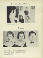 Page 15, 1959 Edition, Tidewater Academy - Mariner Yearbook (Wakefield, VA) online yearbook collection