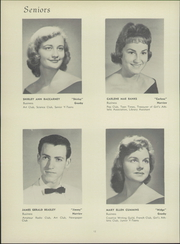 Page 16, 1959 Edition, Tidewater Academy - Mariner Yearbook (Wakefield, VA) online yearbook collection