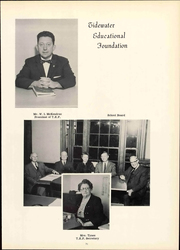 Page 11, 1961 Edition, Tidewater Academy - Mariner Yearbook (Wakefield, VA) online yearbook collection