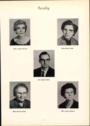 Page 13, 1961 Edition, Tidewater Academy - Mariner Yearbook (Wakefield, VA) online yearbook collection