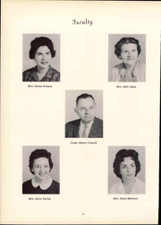 Page 14, 1961 Edition, Tidewater Academy - Mariner Yearbook (Wakefield, VA) online yearbook collection