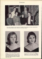 Page 16, 1961 Edition, Tidewater Academy - Mariner Yearbook (Wakefield, VA) online yearbook collection