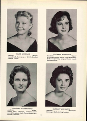 Page 17, 1961 Edition, Tidewater Academy - Mariner Yearbook (Wakefield, VA) online yearbook collection