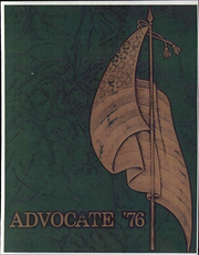 1976 Edition, George Mason University - Advocate Yearbook (Fairfax, VA)