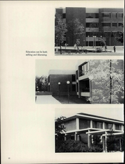Page 16, 1976 Edition, George Mason University - Advocate Yearbook (Fairfax, VA) online yearbook collection