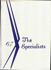 Page 1, 1967 Edition, Valley Vocational Technical School - Specialists Yearbook (Fishersville, VA) online yearbook collection