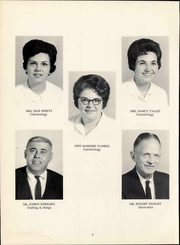 Page 10, 1967 Edition, Valley Vocational Technical School - Specialists Yearbook (Fishersville, VA) online yearbook collection