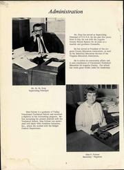 Page 4, 1967 Edition, Valley Vocational Technical School - Specialists Yearbook (Fishersville, VA) online yearbook collection