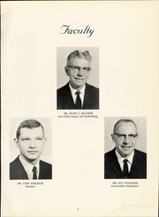 Page 7, 1967 Edition, Valley Vocational Technical School - Specialists Yearbook (Fishersville, VA) online yearbook collection