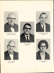 Page 8, 1967 Edition, Valley Vocational Technical School - Specialists Yearbook (Fishersville, VA) online yearbook collection