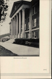 Page 14, 1936 Edition, Bluefield College - Rambler Yearbook (Bluefield, VA) online yearbook collection