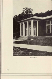 Page 15, 1936 Edition, Bluefield College - Rambler Yearbook (Bluefield, VA) online yearbook collection