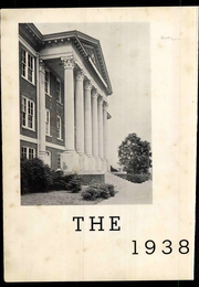 Page 8, 1938 Edition, Bluefield College - Rambler Yearbook (Bluefield, VA) online yearbook collection