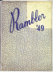 Page 1, 1949 Edition, Bluefield College - Rambler Yearbook (Bluefield, VA) online yearbook collection