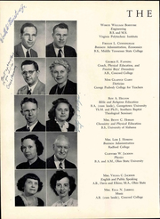 Page 14, 1949 Edition, Bluefield College - Rambler Yearbook (Bluefield, VA) online yearbook collection