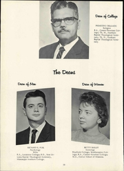 Page 14, 1962 Edition, Bluefield College - Rambler Yearbook (Bluefield, VA) online yearbook collection