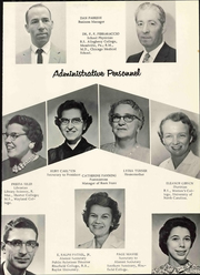 Page 15, 1962 Edition, Bluefield College - Rambler Yearbook (Bluefield, VA) online yearbook collection