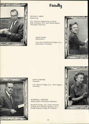 Page 16, 1962 Edition, Bluefield College - Rambler Yearbook (Bluefield, VA) online yearbook collection