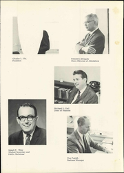 Page 15, 1969 Edition, Bluefield College - Rambler Yearbook (Bluefield, VA) online yearbook collection