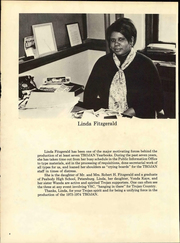 Page 6, 1974 Edition, Virginia State University - Trojan Yearbook (Petersburg, VA) online yearbook collection