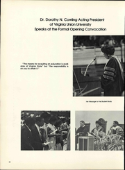 Page 88, 1980 Edition, Virginia State University - Trojan Yearbook (Petersburg, VA) online yearbook collection