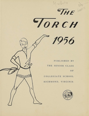 Page 4, 1956 Edition, Collegiate School - Torch Yearbook (Richmond, VA) online yearbook collection