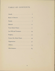 Page 7, 1956 Edition, Collegiate School - Torch Yearbook (Richmond, VA) online yearbook collection
