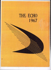 1967 Edition, Norview Junior High School - Echo Yearbook (Norfolk, VA)