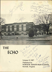 Page 5, 1967 Edition, Norview Junior High School - Echo Yearbook (Norfolk, VA) online yearbook collection