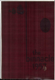 1957 Edition, The Apprentice School - Binnacle Yearbook (Newport News, VA)