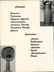 Page 10, 1957 Edition, The Apprentice School - Binnacle Yearbook (Newport News, VA) online yearbook collection